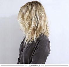 Quer inspiração para dar aquele up no seu cabelo? Aposte no corte long bob! #cabelo #penteado #beleza #hairstyle #beauty #longbob #inspiração #lnl #looknowlook