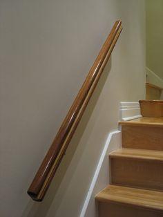 Best Modern Wood Wall Mounted Handrails Google Search 400 x 300