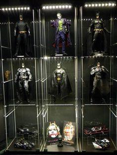 Stunning Batman Display Case