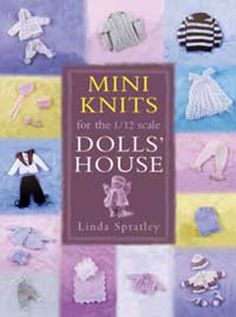 Mini Knits for the 1/12 Scale Dolls' House -- SKU:GM-MINI-5