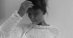 Helppo ohje trikookuteesta paidaksi  #chunkyyarn #trikookude #sweater #shirt #knitting