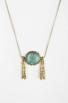 Vanessa Mooney Heaven's Door Necklace