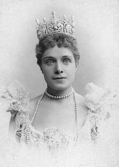 Eulalia de Borbón Infanta de España y Duquesa de Galliera.