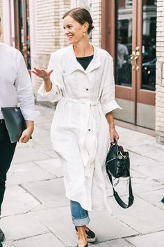 Your Official Guide to Wearing White Year-Round via @WhoWhatWearUK