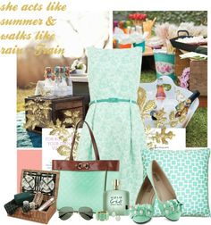 """""""picnic"""" by poeticprincess on Polyvore"""