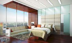 Hospital Patient Room Design