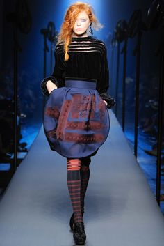 Коллекция Jean Paul Gaultier Haute Couture осень 2015 - BESTIN.UA