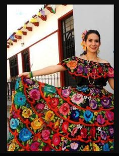 Image result for mexican dresses