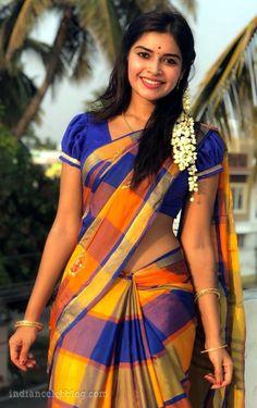 Dharsha gupta tamil tv actress hot saree photos – indiancelebblog.com Beautiful Blonde Girl, Beautiful Girl Indian, Most Beautiful Indian Actress, Beautiful Girl Image, South Indian Actress Hot, Indian Actress Hot Pics, Stylish Girl Images, Beautiful Women Pictures, Beauty Full Girl