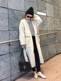 今年のお気に入りのアウター♡ ムートン&ボア リバーシブル⛄️ instagram→yyuriel