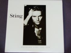 "Sting - Nothing Like the Sun - ""Be Still My Beating Heart"" ""Englishman in New York"" ""Fragile"" - A&M 1987 - Vintage Vinyl 2LP Record Album by notesfromtheattic on Etsy"