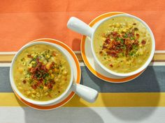 Sweet Potato and Corn Chowder Substitute vegan ingredients #YummySoup