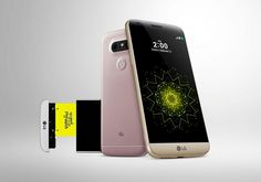 LG is the first flagship with a modular design. The smartphone sports powerful hardware, runs on Android Marshmallow and boasts a duo rear camera. Galaxy S7, Samsung Galaxy, Galaxy Note, Linux, Design Modular, Cheap Smartphones, Accessoires Samsung, Ipod, Product Design