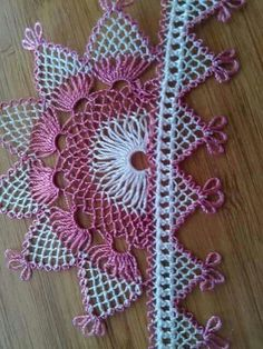 Top Rated Needlework Models Page - 12 - Needle Lace, Bobbin Lace, Crochet Stitches, Crochet Patterns, Crochet Decoration, Sunflower Tattoo Design, Point Lace, Lace Making, Crochet Trim