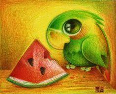 Cuki Papagáj