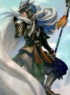 Dynasty Warriors- Ma Chao