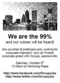 occupy jax