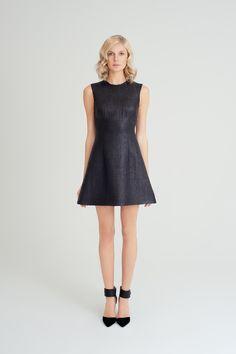 Monika Csutak A-line dress