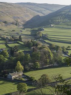 Littondale, North Yorkshire, England