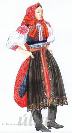 Traditional Outfits, Folk Art, Harajuku, Asian, Costumes, Inspiration, Clothes, Collection, Beautiful