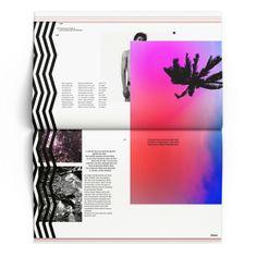 Die Liebesbeziehung #1 Single on Editorial Design Served