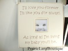 Easy sign/picture frame