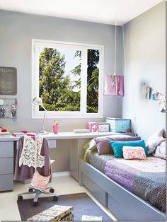 62 cute bedroom decor ideas for pretty 33 Dream Rooms, Dream Bedroom, Cute Bedroom Decor, Awesome Bedrooms, Teen Bedroom, Guest Bedrooms, Guest Room, Dream Decor, New Room