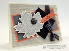 Stampin up demonstrator blog order online fall card ideas mojo monday framelits autumn accents holiday catalog