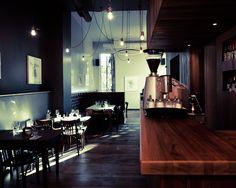 Medcalf Bar Restaurant Interior