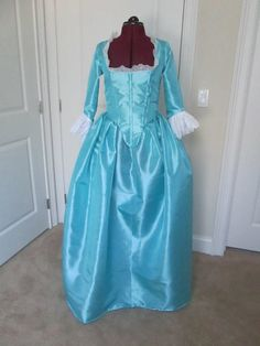 Eliza Schuyler Gown Hamilton Costume Hamilton by CostumesbyAly