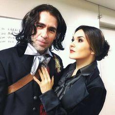 Olga Peretyatko & Ismael Jordi in 'Lucia';Tokyo,2017