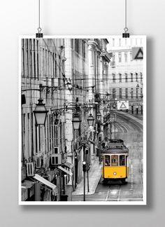 Plakat / Poster – Alfama_4