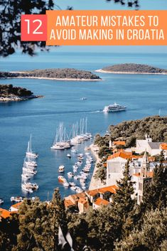 12 Things NOT to Do in Split and Dubrovnik Europe Travel Guide, Travel Guides, Backpacking Europe, Travel Info, Visit Croatia, Croatia Travel, European Destination, European Travel, Places To Travel