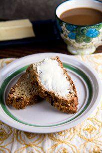 Whole Grain Irish Soda Bread + Giveaway - Healthy. Delicious.