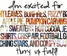 Fall <3 #makeityourown #stellaandjamie #giveaway