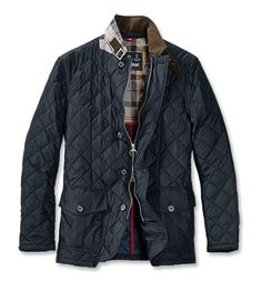 Quilted Barbour Sports Jacket / Barbour® Quilted Sander Jacket -- Orvis