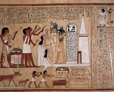 Strong Education Role for Mothers and Fathers Children in Ancient Egypt stayed with their mothers until the age of 4, according to historylink. During these years, a strong respect for their mothers was instilled in the children. At the age of 4, education of the boys was taken over by their fathers.