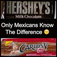 Carlos V is so much tastier... haha... yes, that is true.. CARLOS V (quinto ) all the way...