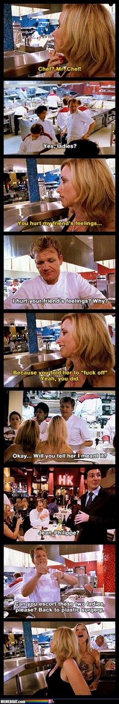 Don't Mess With Chef Ramsay