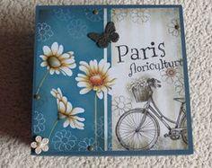 Caixa Paris Floriculture 878