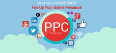 Increase leads and sales! Fire up your online presence! #PPCPackages https://www.seojames.com/packages/ppc-packages/