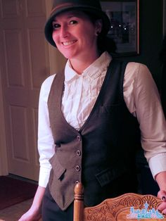World Market Downton Abbey Tea Party @Cost Plus World Market #DotheDownton  ad | Seattle Lifestyle Blog Costumes