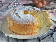Best Italian Recipes, Chiffon Cake, Biscotti, Sponge Cake, Daily Meals, Vanilla Cake, Food Inspiration, Deserts, Brunch