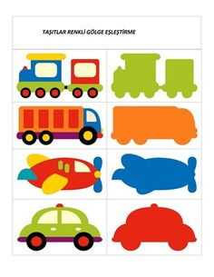 816 Best Transports Images Fireman Party, Models is part of Transportation preschool - Preschool Learning Activities, Preschool Themes, Toddler Learning, Preschool Worksheets, Preschool Activities, Activities For Kids, Childhood Education, Kids Education, Transportation Theme Preschool