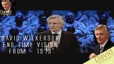 1973 Prophecy, The Vision by David Wilkerson, Pastor David Wilkerson Sermons