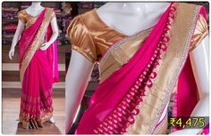 Telugu Bridal Saree: Bridal sarees are given a lot of importance in the Telugu speaking community of Andhra Pradesh. Andhra wedding sarees are in bright colours accompanied by jewelry in gold with precious stones and pearls.