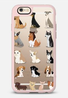 Dog Overload iPhone 6 case by Cassandra Berger | Casetify