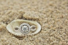 engagement ring! |Photography by Mallory
