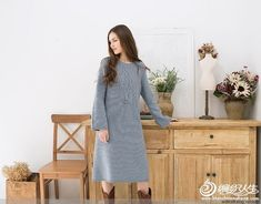 [裙装] 《亮亮织吧》群作业-蔓蔓(附超细过程与图解) - 钩织乐趣 - 钩织乐趣的博客