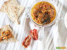 Pesto di fine estate... e triangolini di piadina!  #ricette #food #recipes